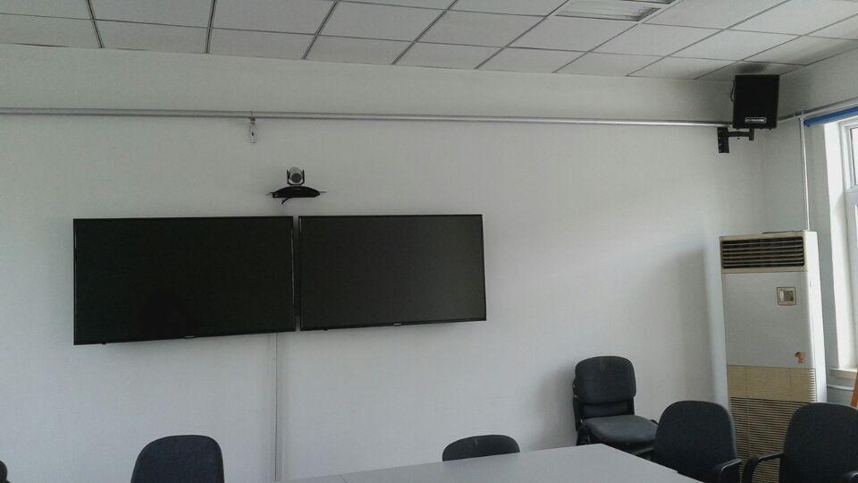 中行大厂大安分理处视频会议室插图