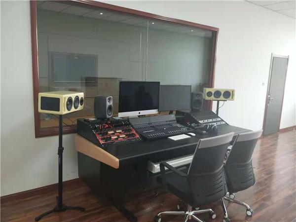 陆军步兵学院录音室设备安装完工插图1