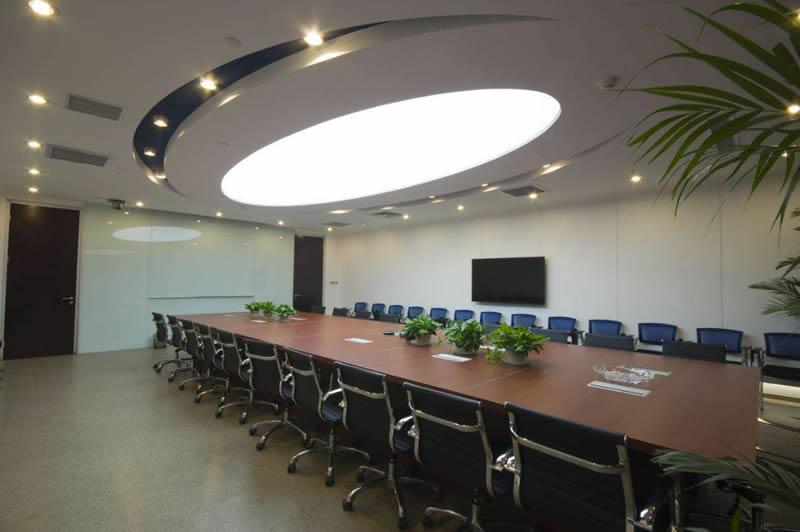 北京航天部多功能馆及会议室舞台灯光,音响、机械及扩声系统插图
