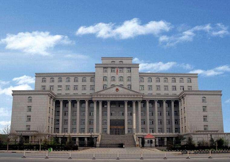 邢台市中级人民法院7个审判厅灯光及扩声插图