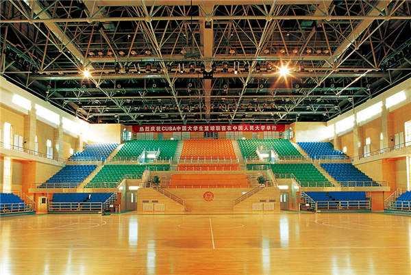 华北石油体育馆扩声系统插图