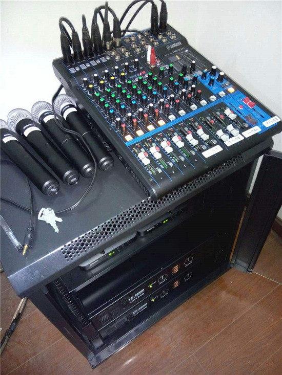 山东音响:扩声系统操作使用说明插图